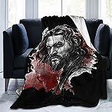 Ja-Son Mo-moa Flannel Blanket Fashionable Fleece Blanket Sofa Sofa Living Room Bedroom All Season Premium Bed Blanket. 60'x50'