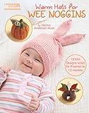 Leisure Arts Leisure Arts-Warm Hats for Wee Noggins