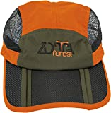 Zotta Forest Pocket Cap Pack, Green, S/M