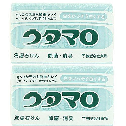 【2個セット】東邦 ウタマロ マホー石鹸