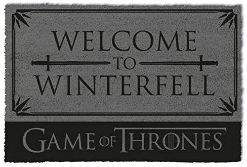 1art1 Juego De Tronos - Welcome To Winterfell...