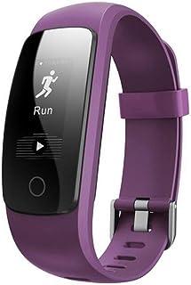 SAMGU Pulsera de Actividad Reloj Inteligente con Pulsómetro y Presión Arterial Relojes Deportivos GPS Impermeable IP68 Monitor de Ritmo Cardíaco Actividad Pulsera Mujer Hombre Reloj Fitness Podómetro