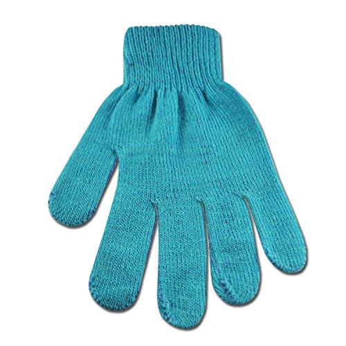 Underground Kulture Gants Hiver Lumineux Bleu (Bright Winter Gloves Blue)