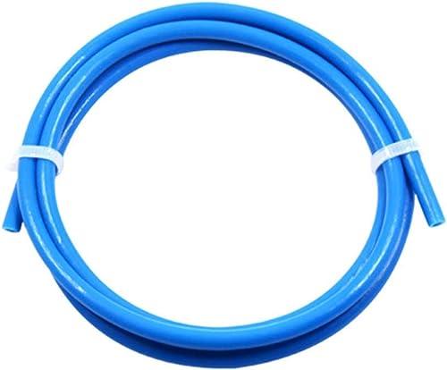 LEOWAY Upgrade 3D Printer Bowden PTFE Teflon Tube 2Meter for 1.75mm Filament (ID 1.9mm OD 4mm) Tubing TL-Feeder Hoten...