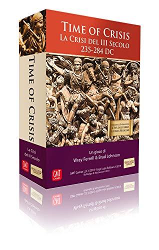Asmodee- Time of Crisis-Gioco da Tavolo Ergo Ludo Editions Edizione in Italiano, 0415