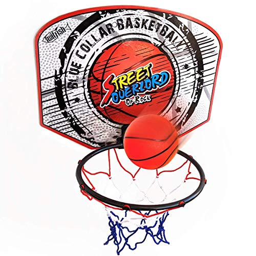 Twitfish® - Mini canasta interior de baloncesto -