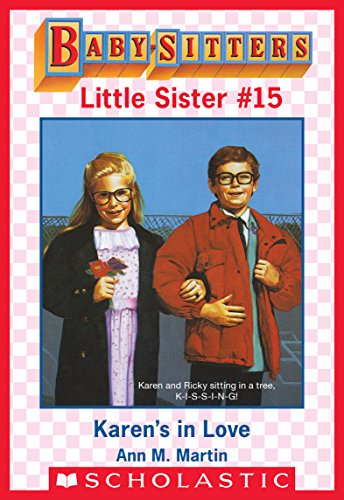 Download Karen's in Love (Baby-Sitters Little Sister #15) (English Edition) B01926WAGO