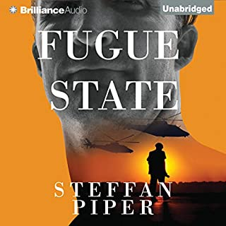 Fugue State audiobook cover art