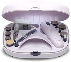 YFAX, outils de coupe de meulage de lime à ongles pour adulte, système de forage professionnel de manucure et de pédicure ...