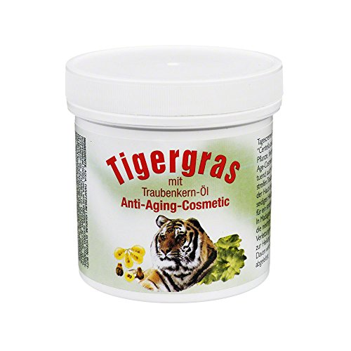 TIGERGRAS Creme m.Traubenkernöl 250 ml