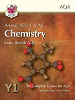 A-Level Chemistry for AQA: Year 1 & AS Student Book with Online Edition