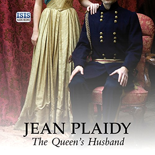 The Queen's Husband audiobook cover art