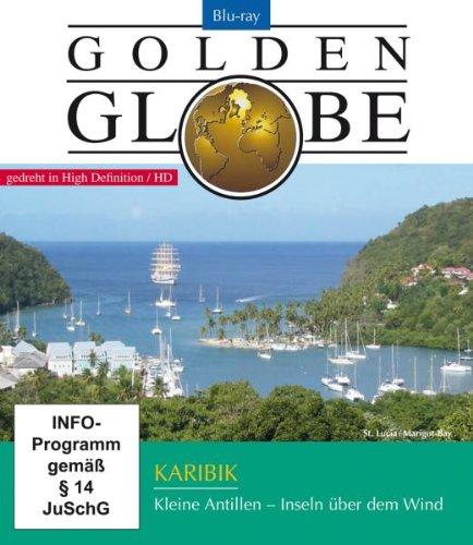 Karibik: Kleine Antillen - Golden Globe [Blu-ray]