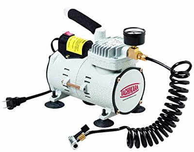 Tachikara TPE-33 Electric Air Compressor,metal cast