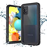 Best Galaxy Note 4 Waterproof Cases - SHELLBOX Samsung Galaxy A51 Waterproof case(4G), Fully sealed Review