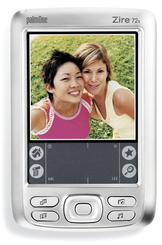 Best Prices! PalmOne Zire 72 Special Edition Handheld Silver