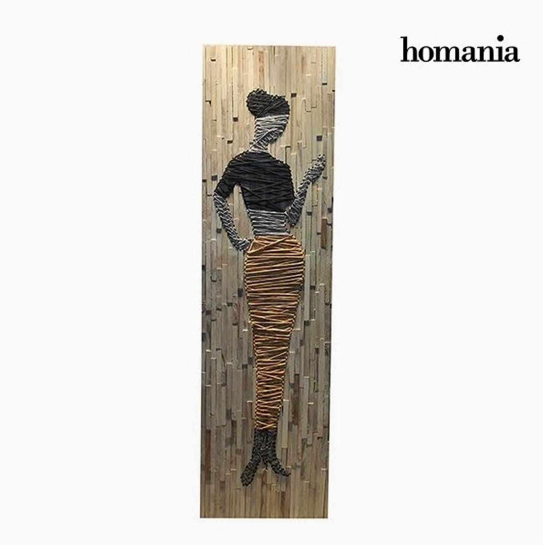 Cuadro (51 x 3 x 83 cm) by Homania B07B3V99HS Innovation   | Schön und charmant