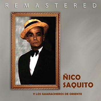 Ñico Saquito y los Guaracheros de Oriente (Remastered)