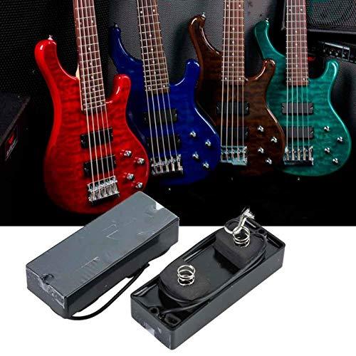 Pastilla, partes de bajo para guitarra eléctrica Bass Musican Lovers.