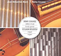 Hurdy Gurdy & Organ Play J.s Bach by Remy Couvez