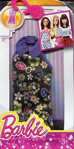 Barbie fashion dress - glamour designer dress