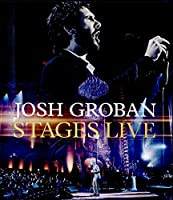 Stages Live (CD w/ Blu-ray) by Josh Groban