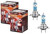 Osram Night Breaker Laser H7 Next Generation - Lámpara halógena para faros delanteros (150% más de luminosidad, 64210NL, 12 V, 2 bombillas)
