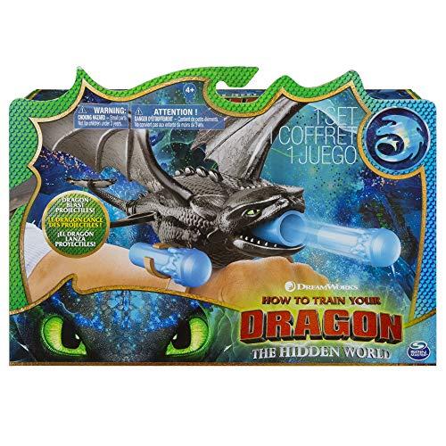 Cómo Entrenar a tu Dragón Dragón Lanzador Desdentado (BIZAK 61926627)