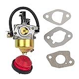 Lumix GC Gasket Carburetor for Craftsman 247.887200 Snowblower 21' 179cc