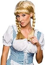 Rubie's Costume Blond Cowgirl Wig