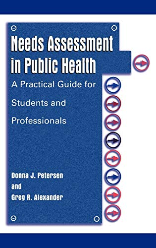Needs Assessment in Public Health: A Practical Guide for Students and Professionals