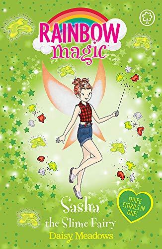 Sasha The Slime Fairy