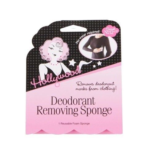 Hollywood Deodorant Removing Sponge No. 12- Reusable Foam Sponge