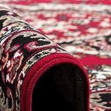 Orient Teppich Trendline Rot Keshan in 5 Größen - 3