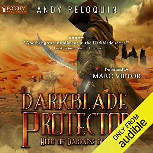 Darkblade Protector cover art