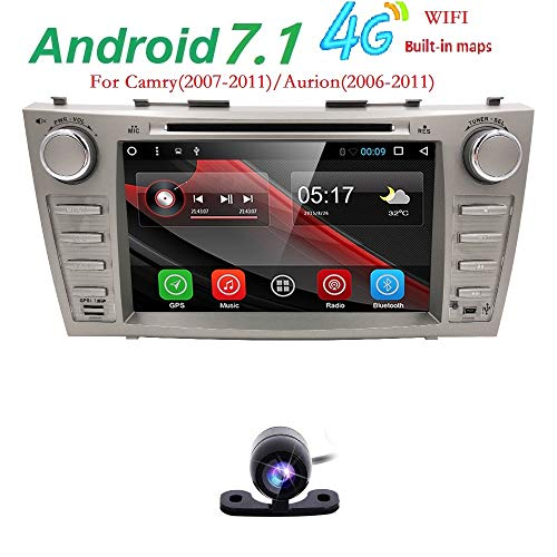 Best Price US Warehouse - Davitu Car Multimedia Player - 1024600 android 7.1 car gps navigation car ...