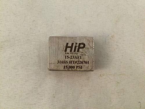 Equipo de alta presión HiP Tee 15-234F1