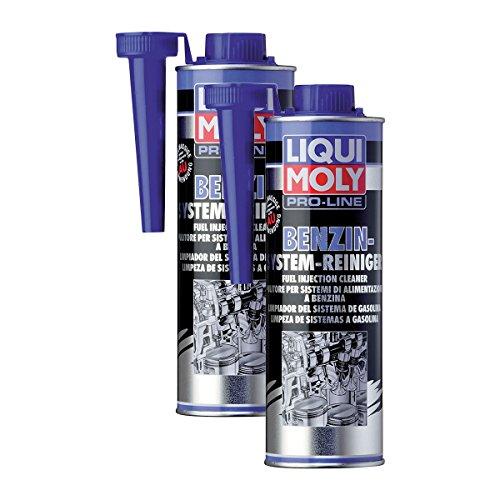 Liqui Moly 5153 Pro-Line Proline Benzin-System-Reiniger 2X 500ml