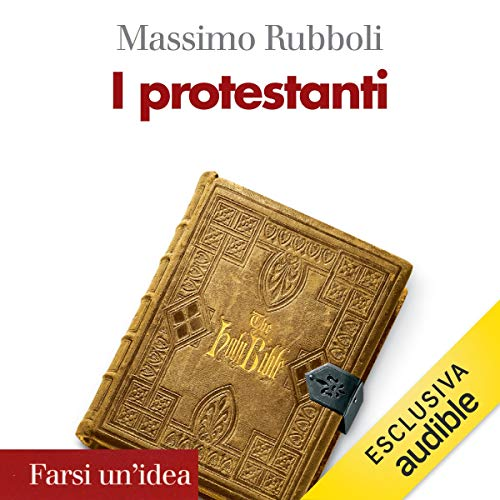 I protestanti audiobook cover art