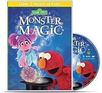 Sesame Street: Monster Magic [DVD]