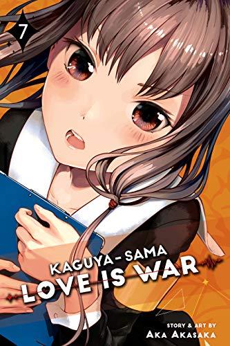 Kaguya-sama: Love Is War, Vol. 7