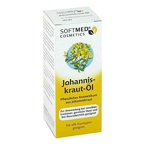 SOFTMED Cosmetics Johanniskraut-Öl 50 ml