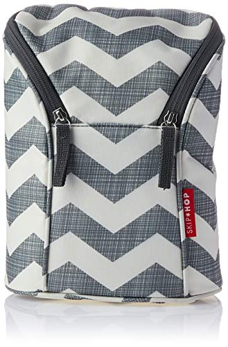 Skip Hop Insulated Breastmilk Cooler And Baby Bottle Bag