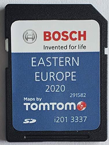 SD Karte VW GPS East Europe 2020 V12 - RNS 310