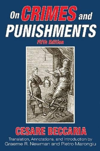Image of On Crimes and Punishments