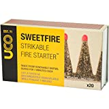 UCO Sweetfire Biofuel Fire Starters for Camping,...