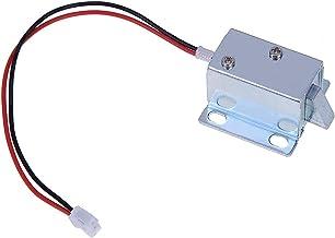 Kast deurslot 12V Solenoid Electric Control Cabinet Lade Lock voor DIY Project, klein formaat Slijtvast en niet gemakkelij...
