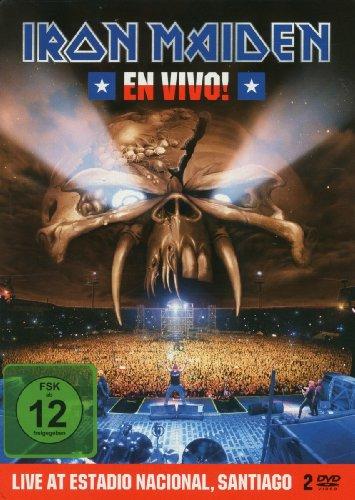 En Vivo Steel Bock Version-Edición Limitada-2 DVD
