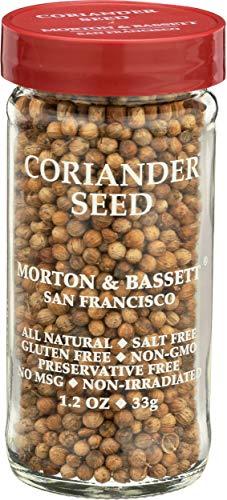 Morton & Basset Spices, Coriander Seed