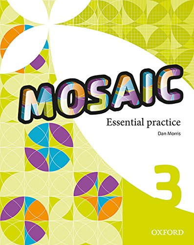 Mosaic 3. Workbook Essential Practice - 9780194517768